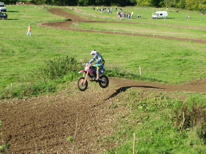 West Meon Motocross Track, click to close